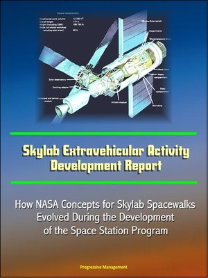 cover image of Skylab Extravehicular Activity Development Report