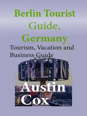 cover image of Berlin Tourist Guide, Germany