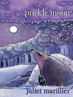 cover image of Prickle Moon