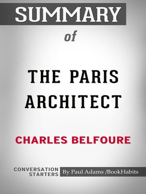cover image of Summary of the Paris Architect