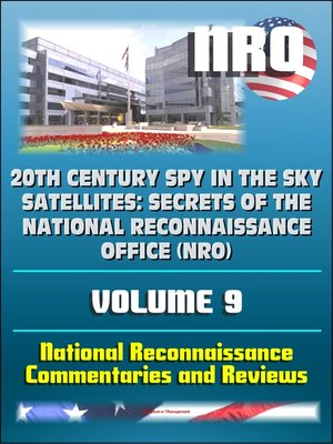 cover image of 20th Century Spy in the Sky Satellites