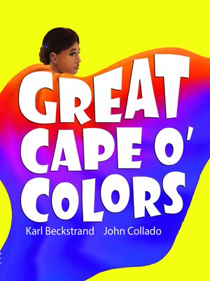 cover image of Great Cape o' Colors