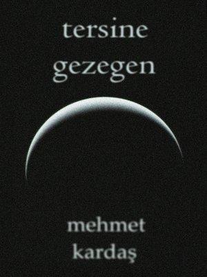 cover image of Tersine Gezegen