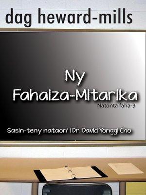 cover image of Ny Fahaiza-Mitarika (Natonta faha-3)