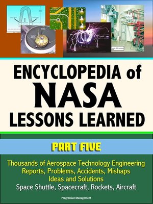 cover image of Encyclopedia of NASA Lessons Learned (Part 5)