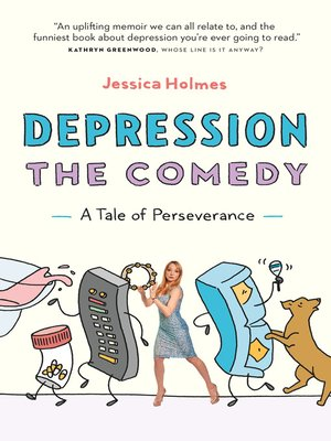 cover image of Depression the Comedy