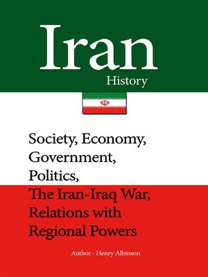 cover image of Iran History