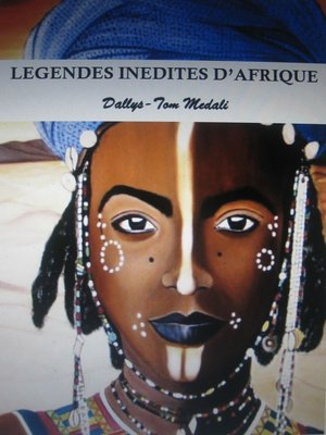 cover image of Légendes inédites d'Afrique