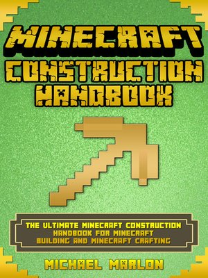 Minecraft Construction Handbook Pdf
