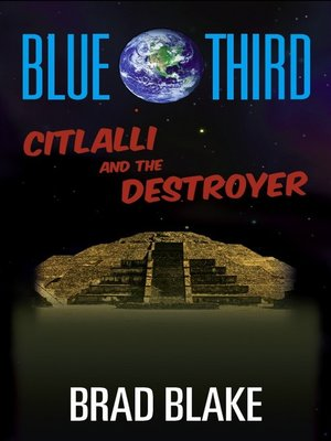 cover image of Blue Third