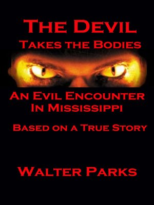 cover image of The Devil Takes the Bodies