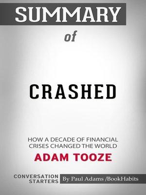 cover image of Summary of Crashed