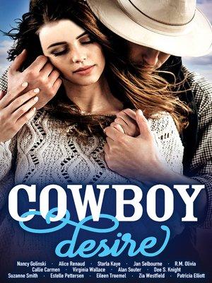 cover image of Cowboy Desire
