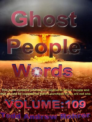 cover image of Volume: 109