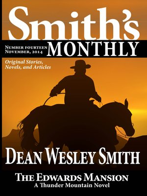 cover image of Smith's Monthly #14