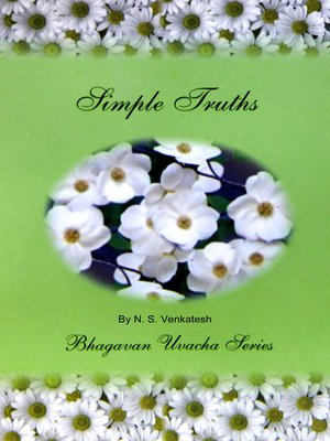 cover image of Simple Truths