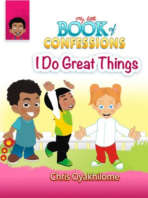 cover image of My Little Book of Confessions