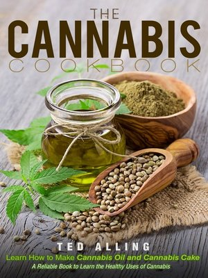 cover image of The Cannabis Cookbook