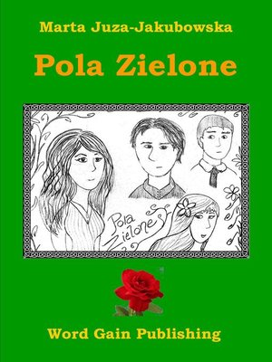 cover image of Pola Zielone