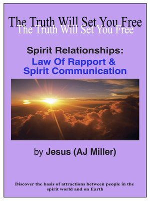 cover image of Law of Rapport & Spirit Communication