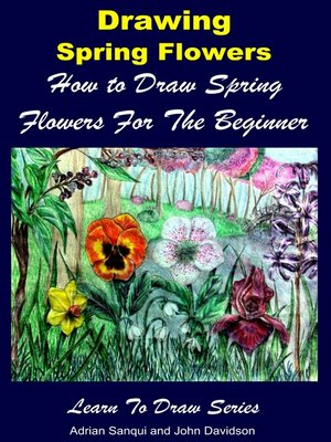 cover image of Drawing Spring Flowers