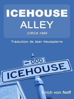 cover image of Icehouse Alley