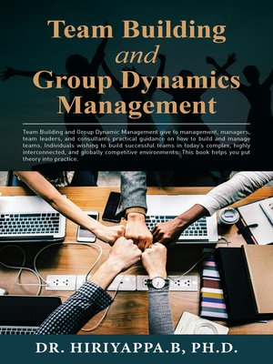 cover image of Team Building and Group Dynamics Management