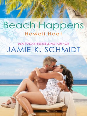 cover image of Beach Happens