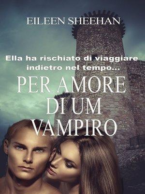 cover image of Por Amor de um Vampiro