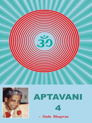 cover image of Aptavani-4 (In German)
