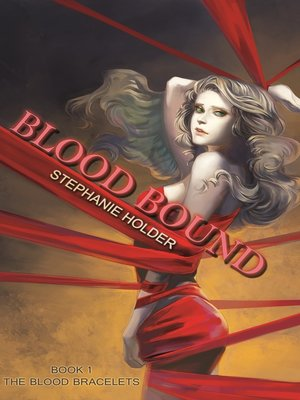 cover image of The Blood Bracelets
