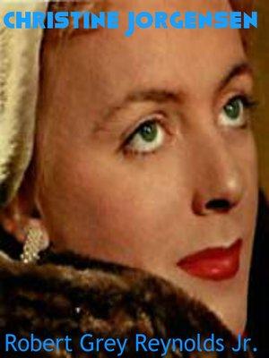 cover image of Christine Jorgensen