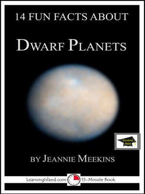 cover image of 14 Fun Facts About Dwarf Planets