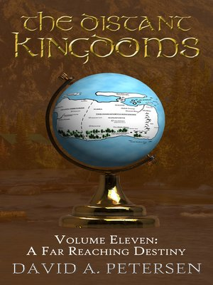 cover image of The Distant Kingdoms Volume Eleven