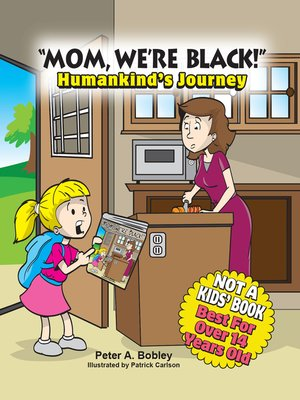 "cover image of ""Mom, We're Black!"""