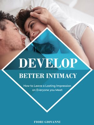 cover image of Develop Better Intimacy
