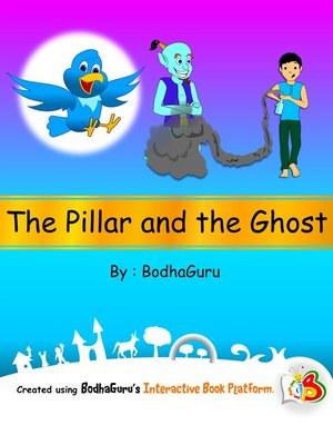 cover image of The Pillar and the Ghost