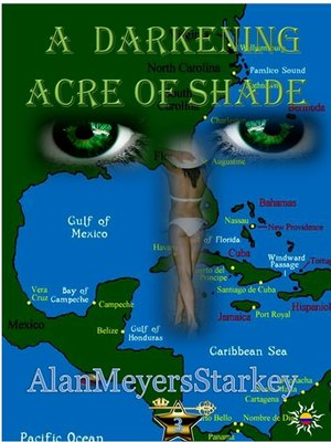 cover image of A Darkening Acre of Shade