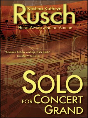 cover image of Solo for Concert Grand