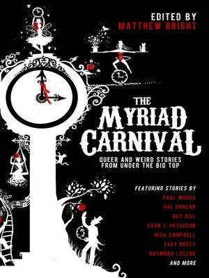 cover image of The Myriad Carnival
