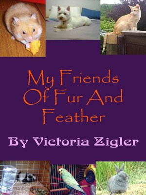 cover image of My Friends of Fur and Feather