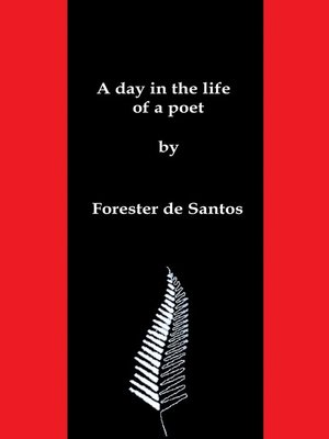 cover image of A Day in the Life of a Poet