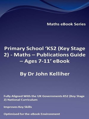 cover image of Primary School 'KS2 (Key Stage 2) – Publications Guide – Ages 7-11' eBook