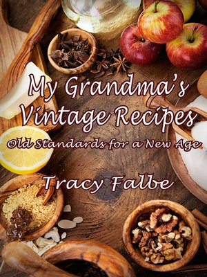 cover image of My Grandma's Vintage Recipes
