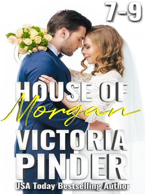 cover image of House of Morgan 7-9