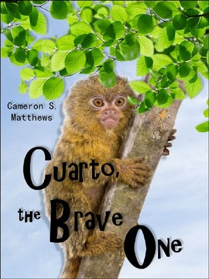 cover image of Cuarto, the Brave One