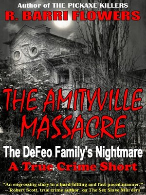 cover image of The Amityville Massacre