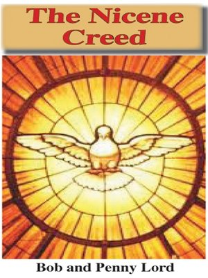 cover image of The Nicene Creed