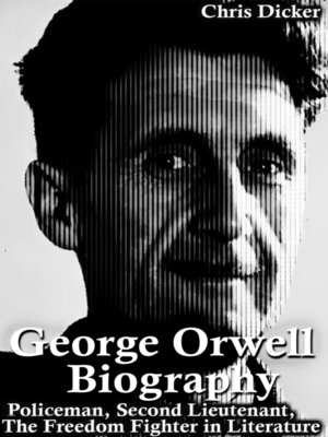 cover image of George Orwell Biography