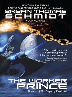 cover image of The Worker Prince